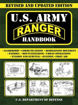 cover image of U.S. Army Ranger Handbook