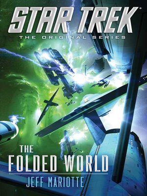 cover image of The Folded World