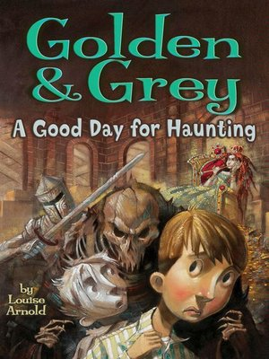 cover image of A Good Day for Haunting