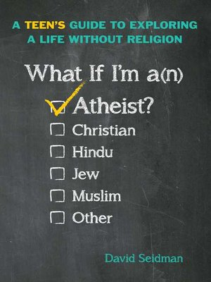 cover image of What If I'm an Atheist?
