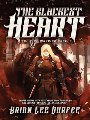 cover image of The Blackest Heart