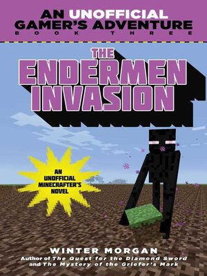 cover image of The Endermen Invasion