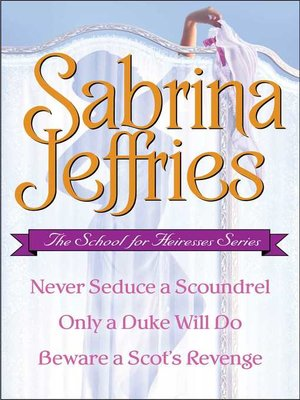 cover image of The School for Heiresses Series