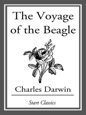 cover image of The Voyage of the Beagle