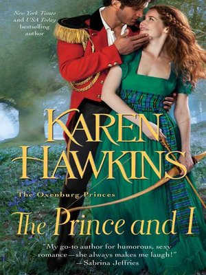 cover image of The Prince and I