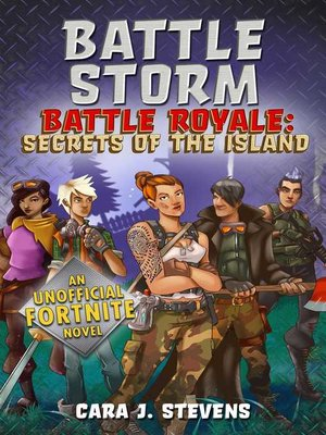 cover image of Battle Storm