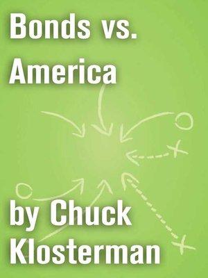 cover image of Bonds vs. America