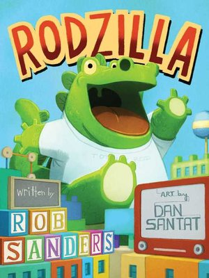 cover image of Rodzilla