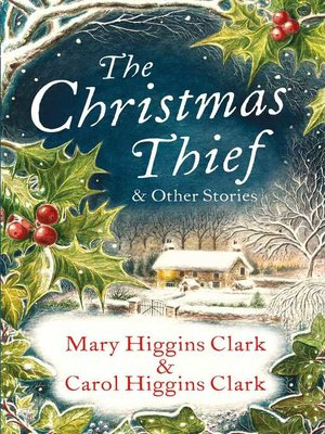 cover image of The Christmas Thief & other stories