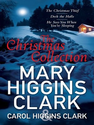 cover image of Mary & Carol Higgins Clark Christmas Collection