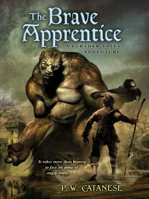 cover image of The Brave Apprentice