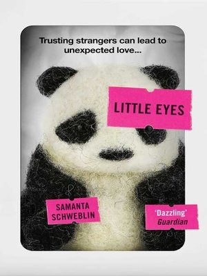 cover image of Little Eyes