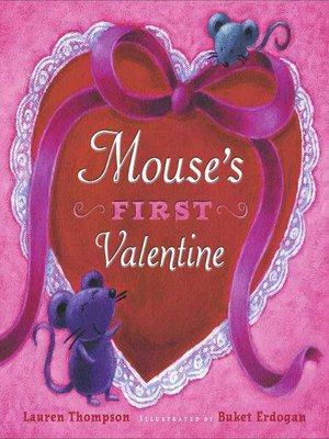 cover image of Mouse's First Valentine