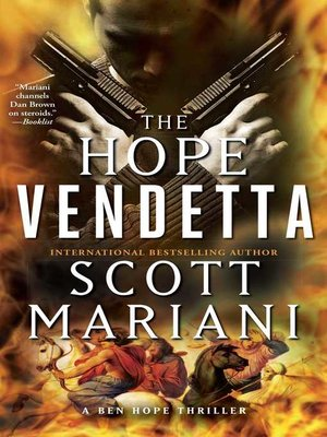 cover image of The Hope Vendetta