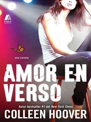 cover image of Amor en verso (Slammed)