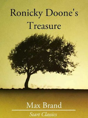 cover image of Ronicky Doone's Treasure