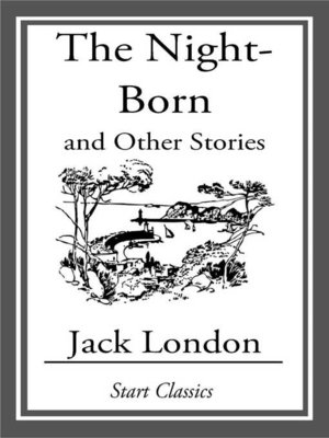 cover image of The Night-Born