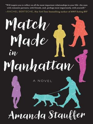 cover image of Match Made in Manhattan