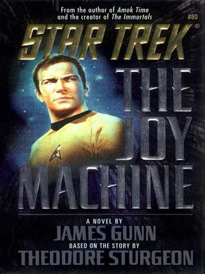 cover image of The Joy Machine