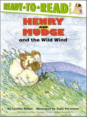 cover image of Henry and Mudge and the Wild Wind