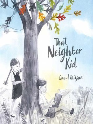 cover image of That Neighbor Kid