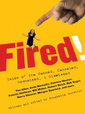 cover image of Fired!