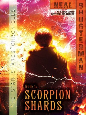 cover image of Scorpion Shards