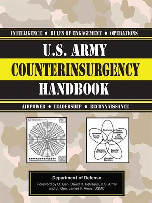 cover image of U.S. Army Counterinsurgency Handbook