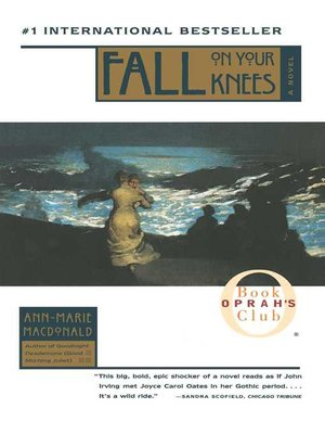 cover image of Fall On Your Knees
