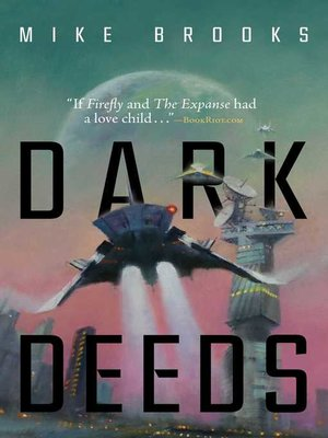 cover image of Dark Deeds