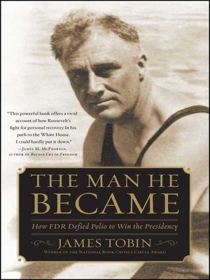 cover image of The Man He Became