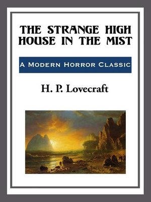 cover image of The Strange High House in the Mist
