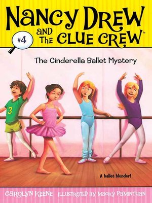 cover image of The Cinderella Ballet Mystery