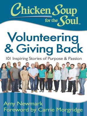 cover image of Volunteering & Giving Back