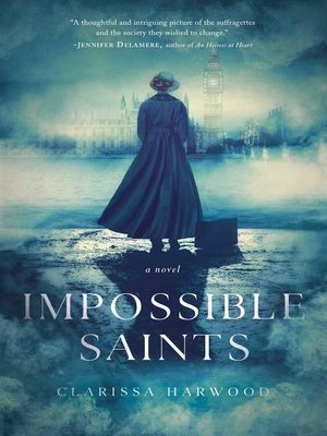 cover image of Impossible Saints