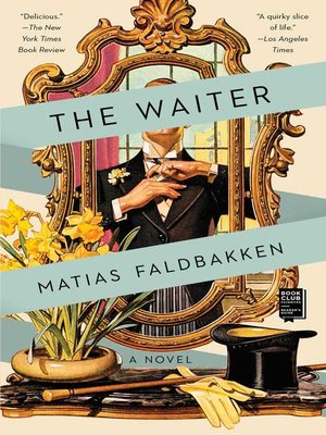 cover image of The Waiter