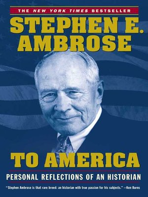 cover image of To America