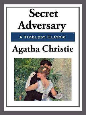 cover image of Secret Adversary