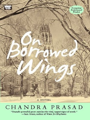 cover image of On Borrowed Wings