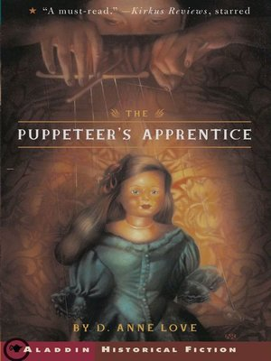 cover image of The Puppeteer's Apprentice