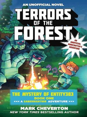 cover image of Terrors of the Forest