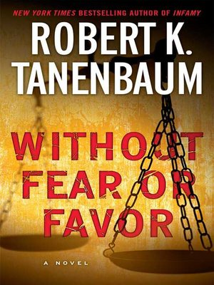 cover image of Without Fear or Favor