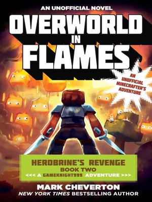 cover image of Overworld in Flames