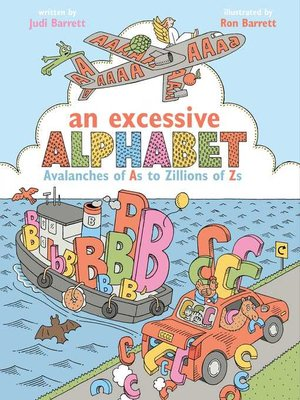 cover image of An Excessive Alphabet