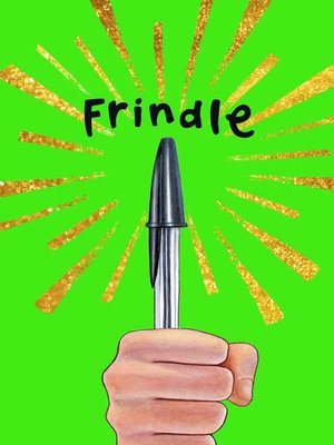 cover image of Frindle