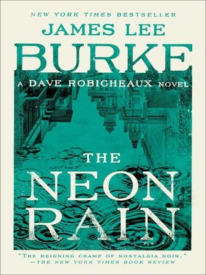 cover image of The Neon Rain