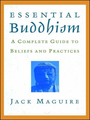 cover image of Essential Buddhism