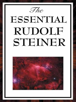cover image of The Essential Rudolf Steiner