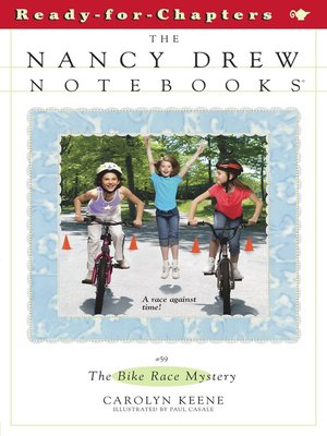 cover image of The Bike Race Mystery