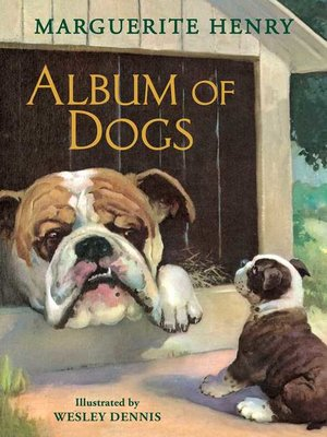 cover image of Album of Dogs